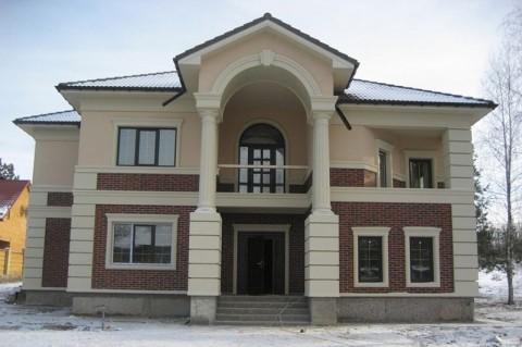 Производство фасадных работ