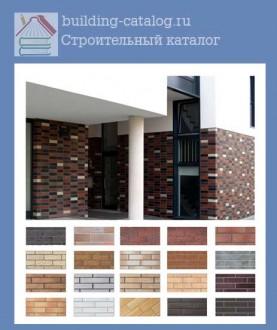 фактуры фасадной плитки