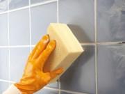 Уход за плиткой в ванной