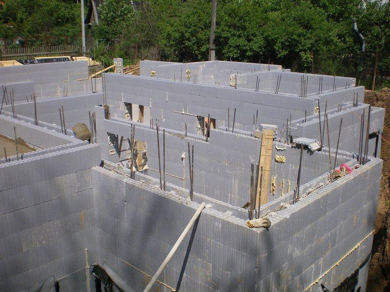 Строить монолитный дом своими руками 36