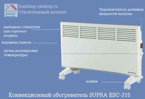 Supra ESC-315