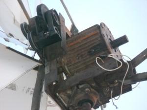 Привод; редуктор генератор