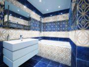 Плитка в ванную комнату