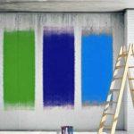 краски для бетон